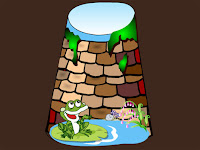 frog in the well puzzle