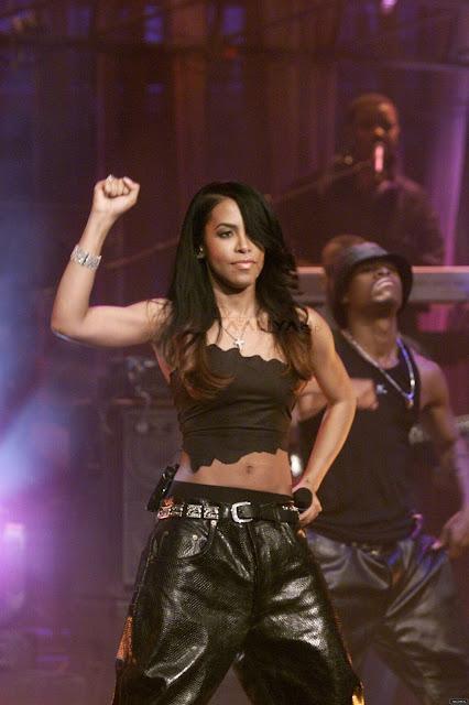 Aaliyah Archives Aaliyah Jay Leno Show 2000 Rare Photos