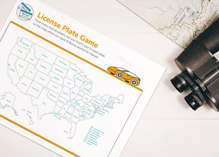 Image: 30 Printable Road Trip Games and Checklists to Keep Your Kids Entertained This Summer