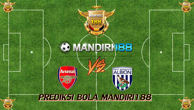 AGEN BOLA - Prediksi Arsenal vs W.B.A 26 September 2017