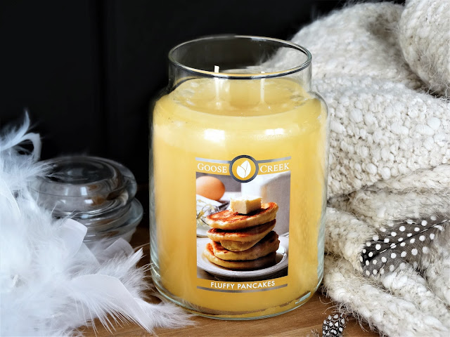 Fluffy Pancakes Goose Creek, avis fluffly pancakes goose creek, fluffy pancakes goose creek candle, bougie fluffy pancakes goose creek, revue fluffy pancakes goose creek, avis bougie goose creek, goose creek candle review, fluffy pancakes candle