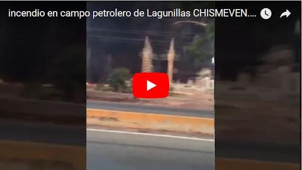 Incendio en Lagunillas controlado tras 12 horas de iniciado