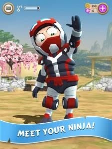 Clumsy Ninja MOD APK