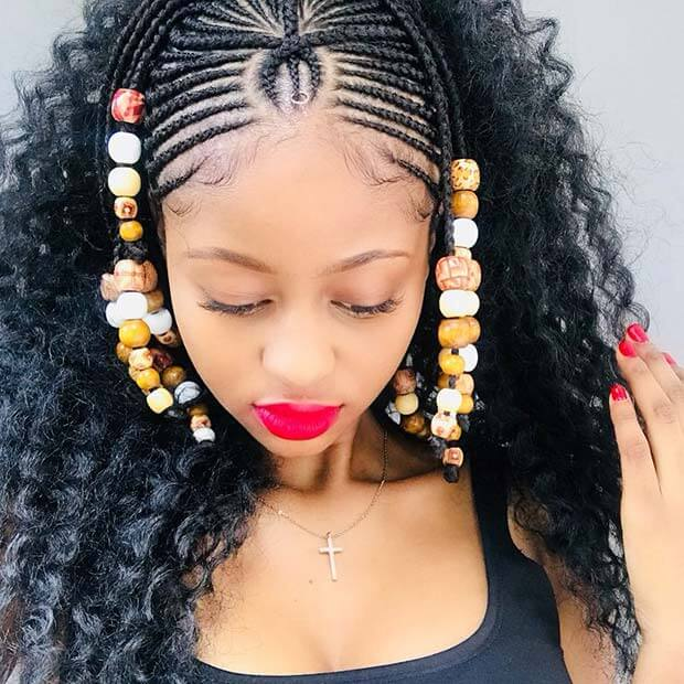 25 Ways to Rock Trendy African Braids Hairstyles for black women ...