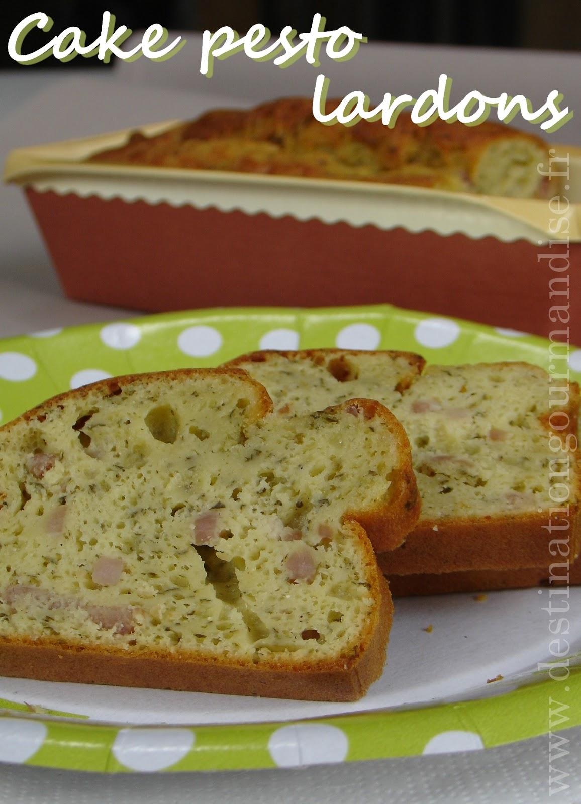 Faut Il Cuire Les Lardons Pour Un Cake