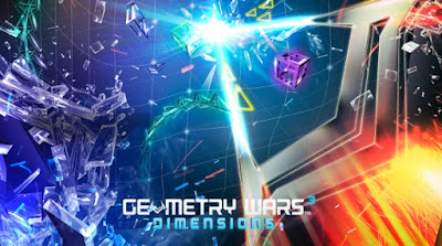 Geometry wars 3 dimensions for android