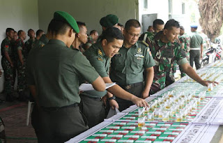 Tak ada Ampun, Prajurit Kostrad Terus Perangi Narkoba - Commando