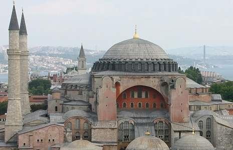 Umroh Plus Turki Hagia Shofia