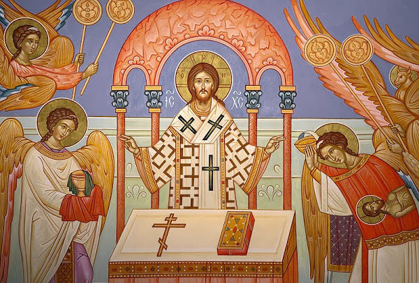 Prayer Before the Reading of the Gospel from the Orthodox Divine Liturgy