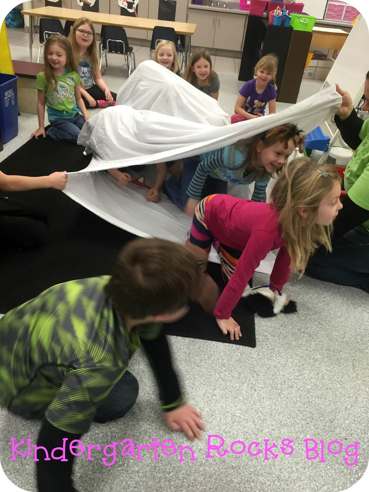 Kindergarten Rocks The Best Retelling Of The Mitten Ever