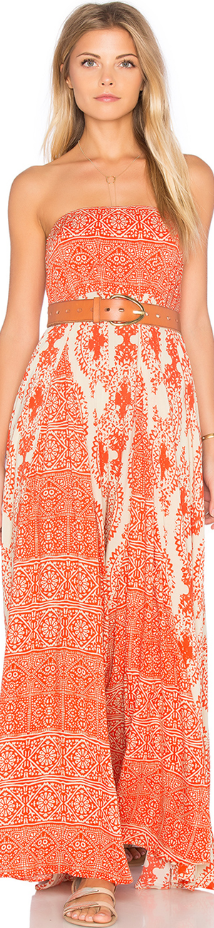FREE PEOPLE Women of the Water Dress