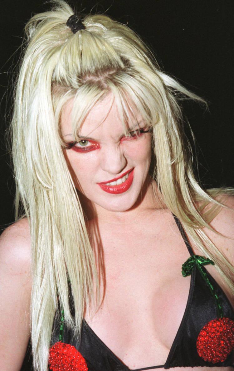 Pauley Perrette Blonde 121