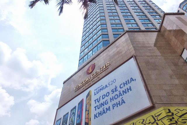 ビンコムセンター vincom-center-hanoi