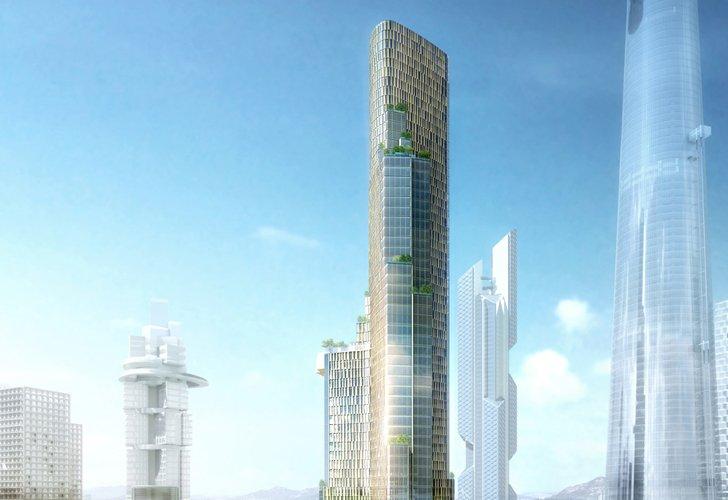 Smart Gadgets Kpf Announces Design For Block H Of Seoul S
