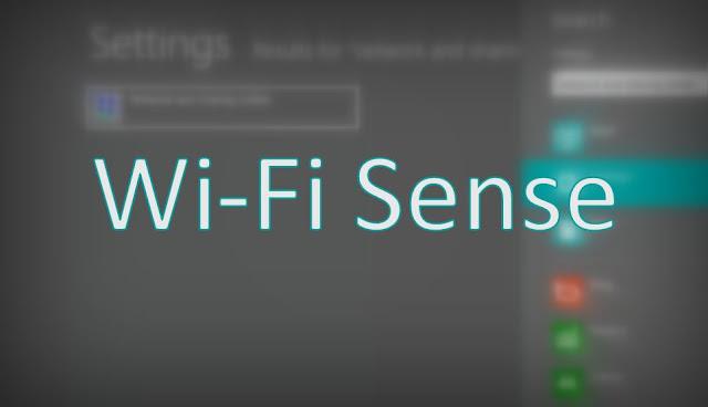 مايكروسوفت تزيل اضافة Wifi Sense