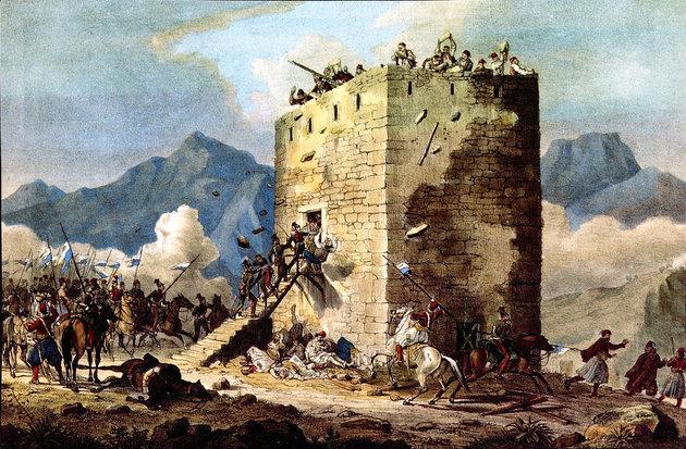 1834: Όταν οι Βαυαροί άνοιξαν πόλεμο με τους Μανιάτες (βίντεο)