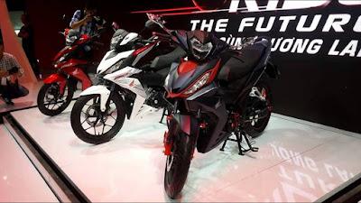 Eksklusif Sepeda Motor Terbaru Honda Supra GT-R150