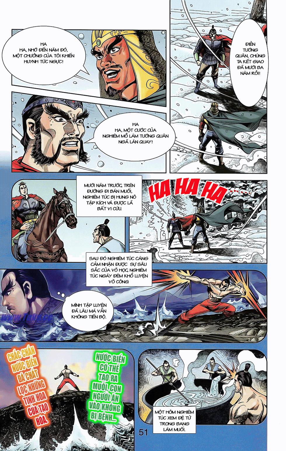 Tần Vương Doanh Chính chapter 7 trang 10