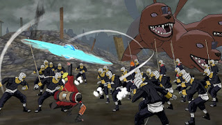 Download Gratis Naruto Shippuden Ultimate Ninja Impact USA ISO Android Terbaru || MalingFile