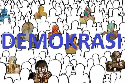 Pengertian Demokrasi Ciri Prinsip Dan Kelebihan Demokrasi Ngelmu