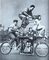 типы (виды) велосипедов