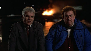 Steve Martin John Candy Planes, Trains and Automobiles comedy 1987