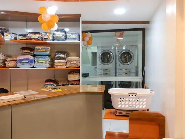 Buka Usaha Laundry