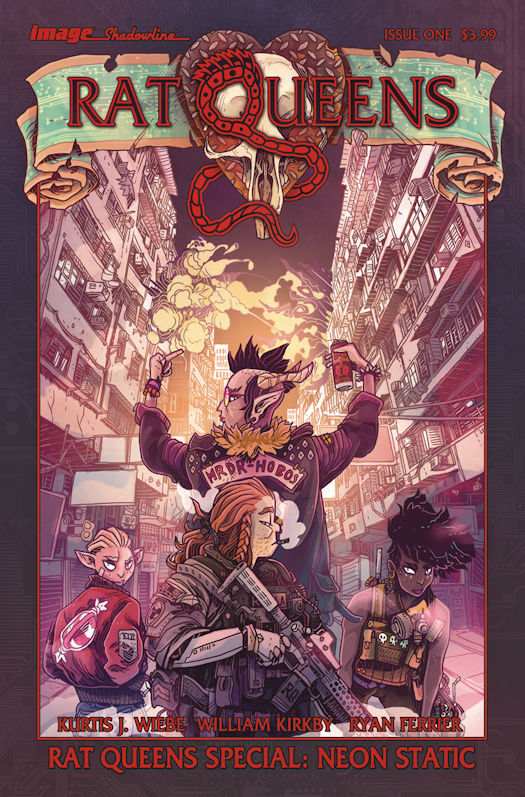 The qwillery april 2018 image comics is a comic book and graphic novel publisher founded in 1992 by a collective of bestselling artists image has since gone on to become one of fandeluxe Choice Image