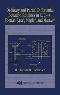 Ordinary and Partial Differential Equation Routines in C, C++, Fortran, Java, Maple, and MATLAB pdf download free
