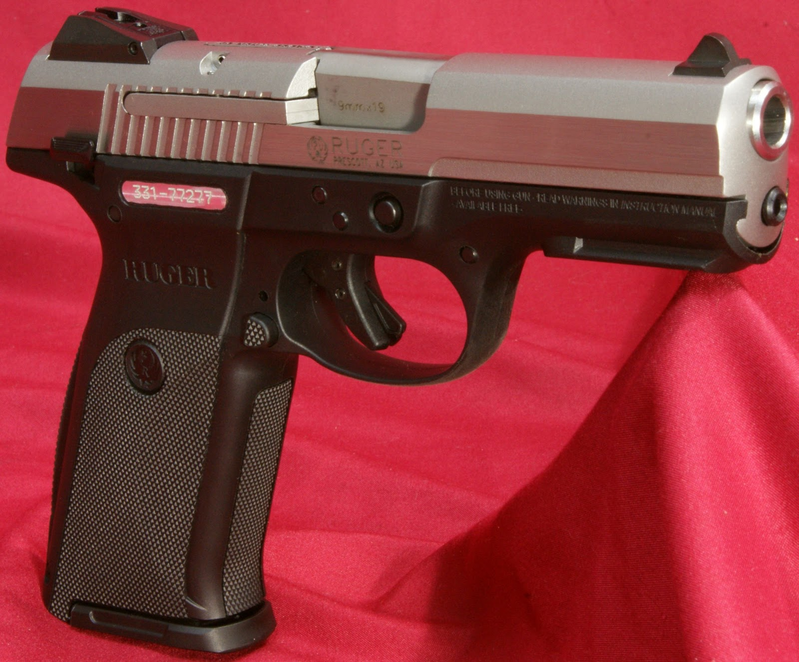 Gunsumer Reports: Ruger SR9 Pistol Review: Reader's Comments
