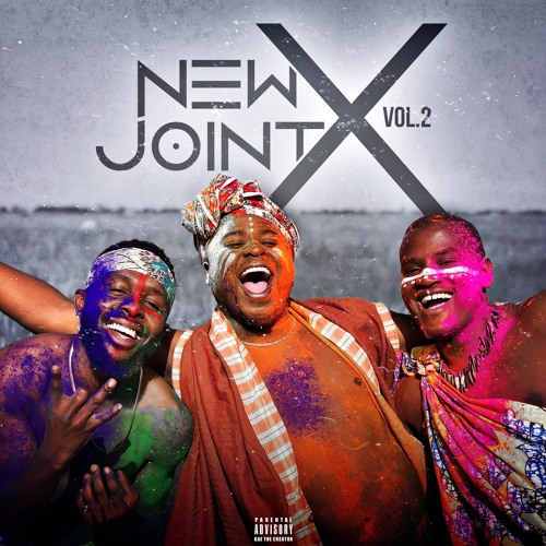 New Joint - X Vol.2 (EP)