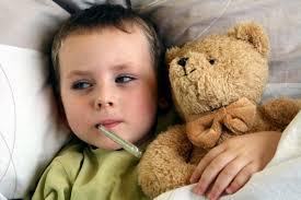 Viêm amidan trẻ em uống thuốc gì ?