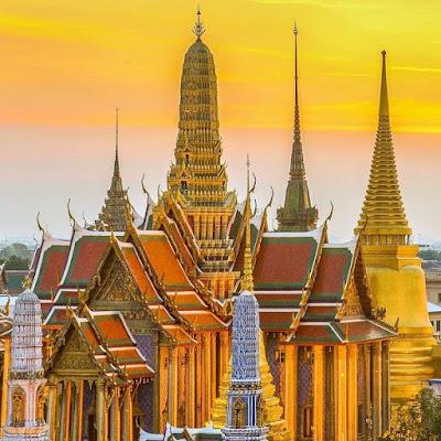 Barang Oleh-Oleh khas dari Bangkok