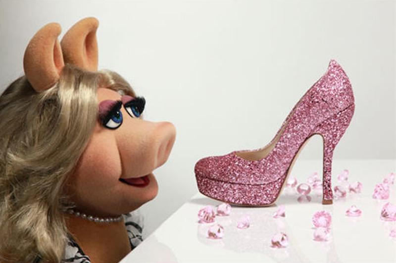 Miss Piggy Fashion
