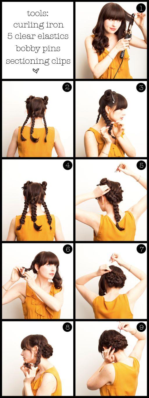 cara membuat sanggul moderen modren rambut sendiri asli pesta pengantin respsi acara sasakan tanpasasak salon tanpakesalon 59