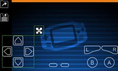 Tampilan Aplikasi My Boy! - GBA Emulator Android