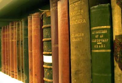 membaca novel atau pun buku ilmiah