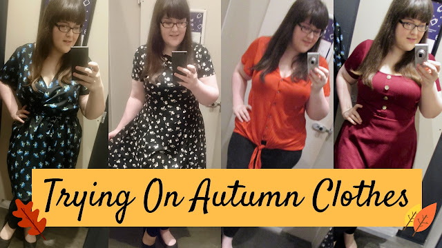 Trying On Autumn Clothes