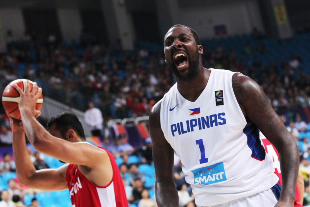 Andray Blatche Gilas Pilipinas World Qualifiers 2017