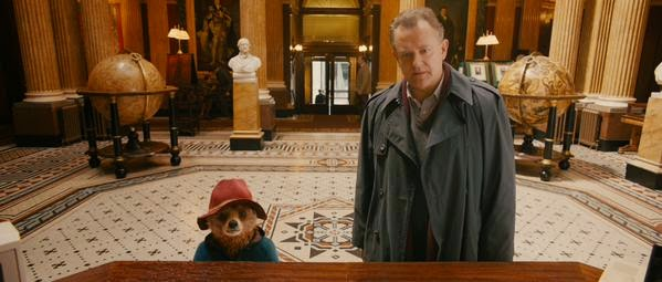 Paddington movie | Photo by @paddingtonbear - Twitter