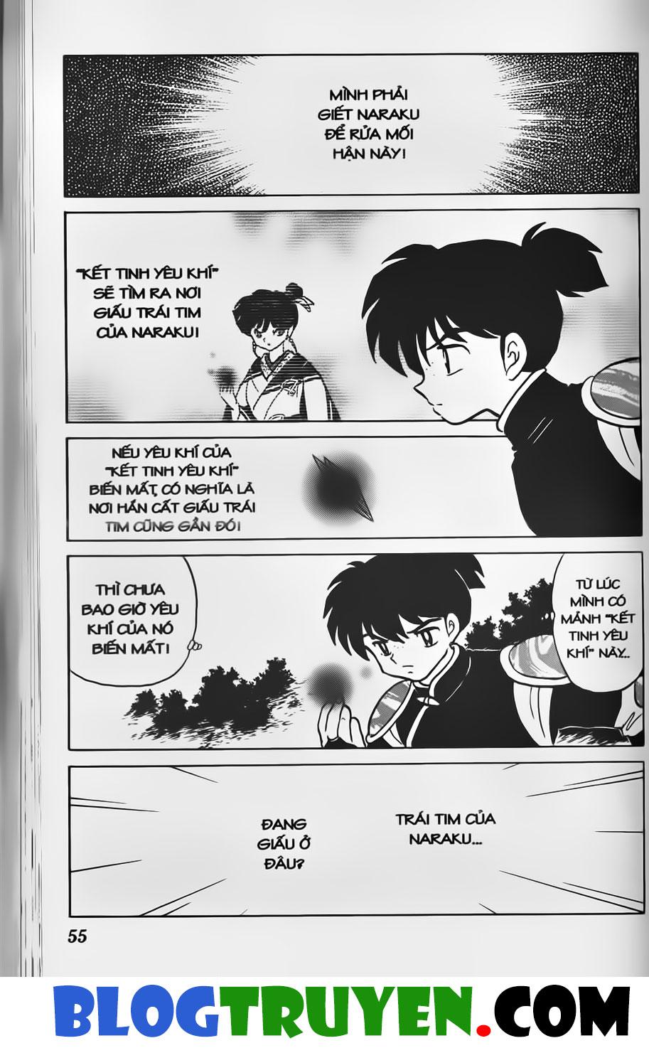 Inuyasha vol 37.3 trang 16