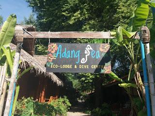 Eco Lodge and Adang Sea Divers on Koh Lipe
