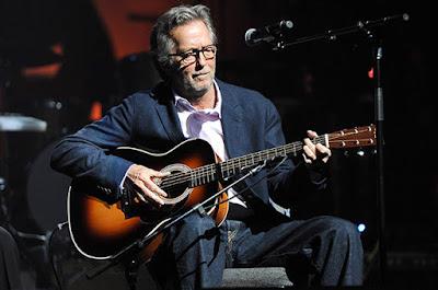 10 Lagu Eric Clapton Terbaik dan Terpopuler