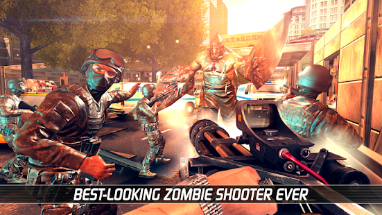 UNKILLED - Zombie Multiplayer Shooter Mod Apk Android