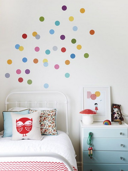 7 childrens rooms with lots of color 4