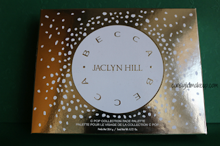 Swatches e Prime Impressioni Palette Jaclyn Hill - Becca Cosmetics