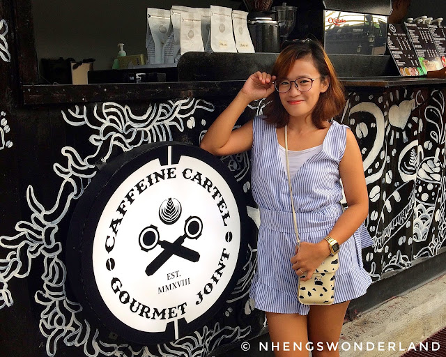Caffeine Cartel & Gourmet Joint in Marikina