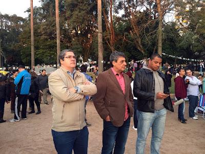 Festa Junina com Sebastião Melo e Paulo Marques