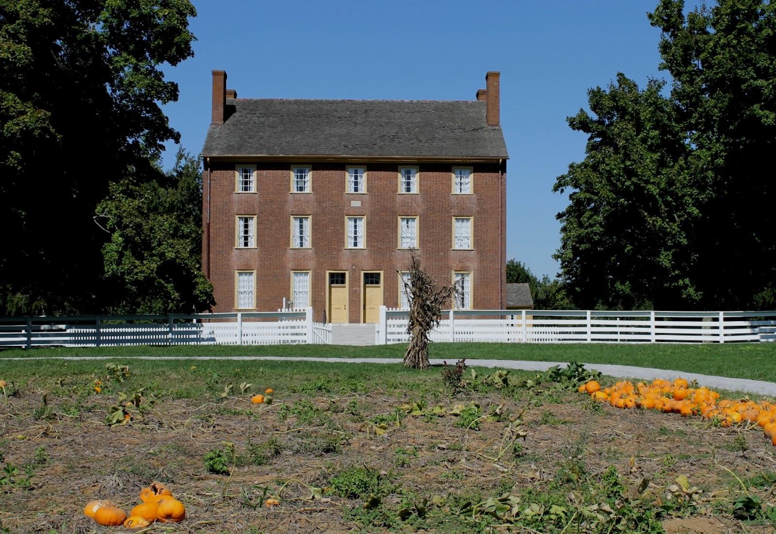 Photo Essay Shaker Village Of Pleasant Hill, Kentucky