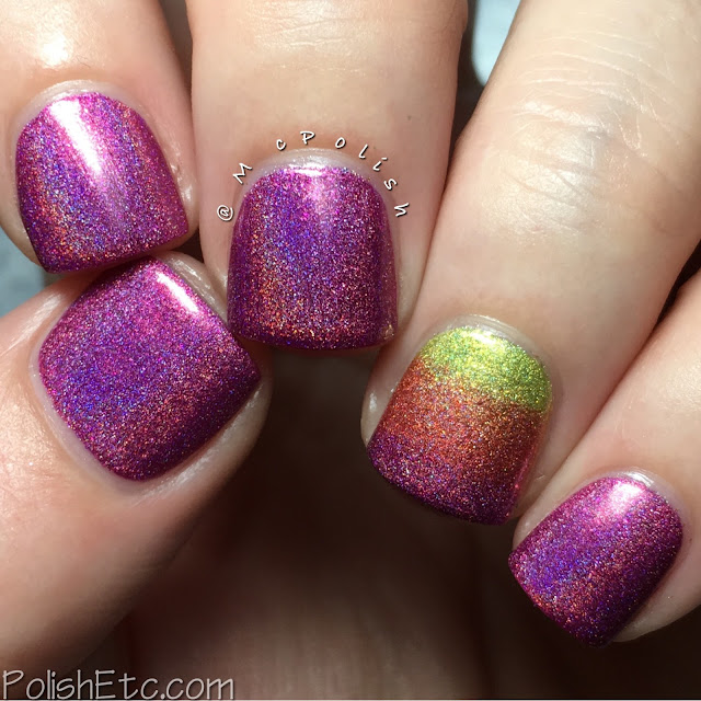 Pahlish - Venetian Carnival Collection - McPolish - Harlequin